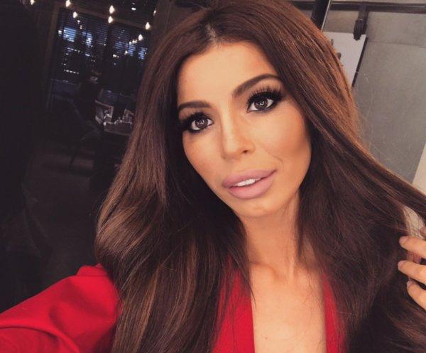 Естествени мигли от норка - модел Kim Kardashian - М07